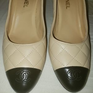 Beautiful Authentic Chanel Shoes